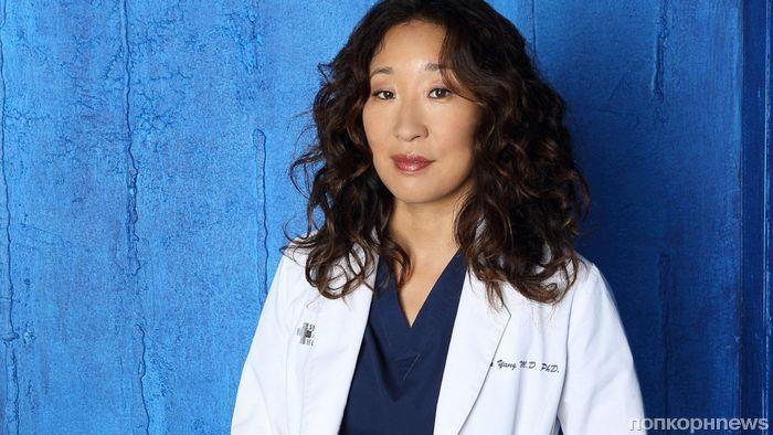 Сандра О прокомментировала шансы на возвращение Кристины Янг в «Анатомию страсти»