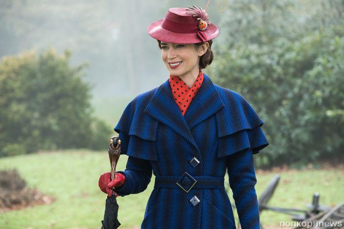 Режиссер «Мэри Поппинс возвращается» заявил, что Эмили Блант несправедливо обделили номинацией на «Оскар»