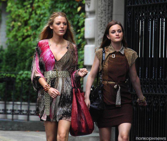 Румер Уиллис и Эшли Олсен могли стать главными героинями сериала «Сплетница»