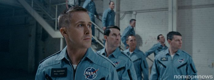 Райан Гослинг получил сотрясение мозга на съемках фильма о Ниле Армстронге