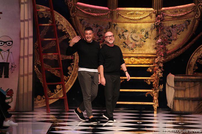 Dolce & Gabbana разработали дизайн холодильников