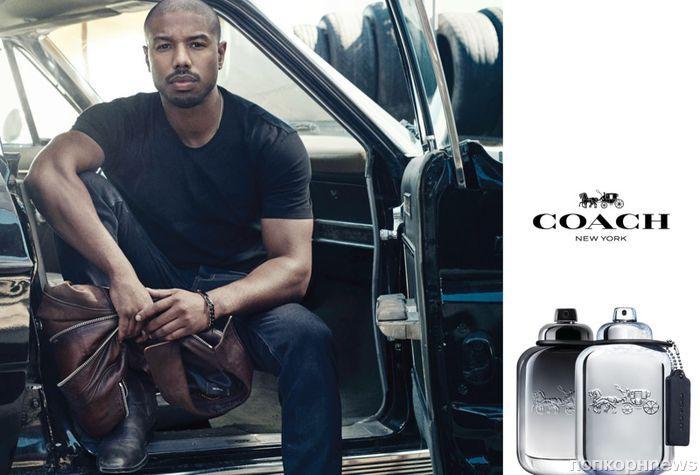 Первые кадры: звезда «Черной Пантеры» Майкл Б Джордан в рекламе Coach