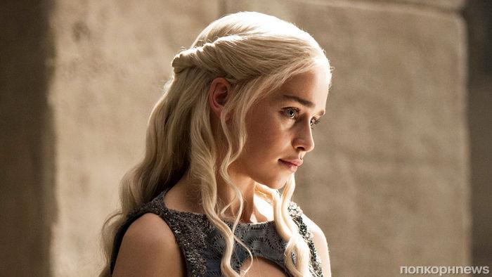 Эмилия Кларк официально попрощалась с сериалом «Игра престолов»