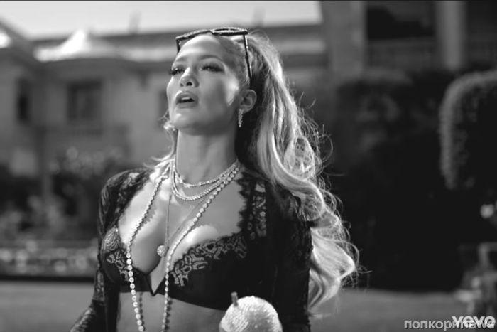 Дженнифер Лопес в новом клипе примерила украшения на сумму в 4,5 миллиона долларов