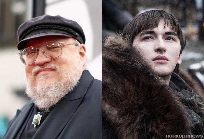 Актер «Игры престолов» рассказал, что концовку сериала придумал сам Джордж Мартин