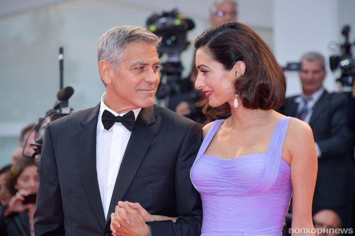 Джордж Клуни познакомился с будущей женой прямо у себя дома