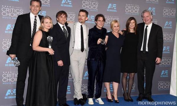 Звезды на церемонии Critics Choice Movie Awards 2015. Часть 2
