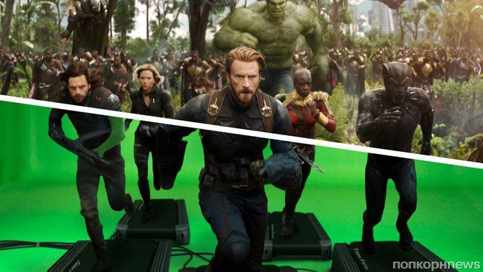 Подсчитано: «Мстители: Война бесконечности» на 97% состоит из визуальных эффектов