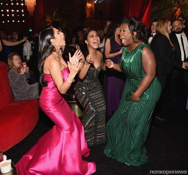 Фото: звезды на афтепати церемонии вручения наград Гильдии киноактеров