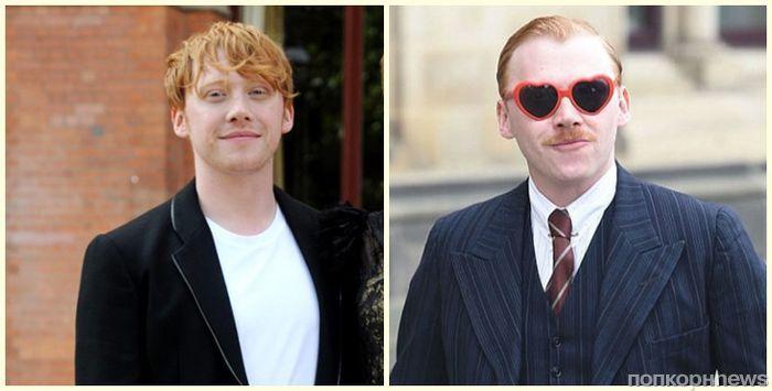 Звезда «Гарри Поттера» Руперт Гринт изменился до неузнаваемости ради новой роли