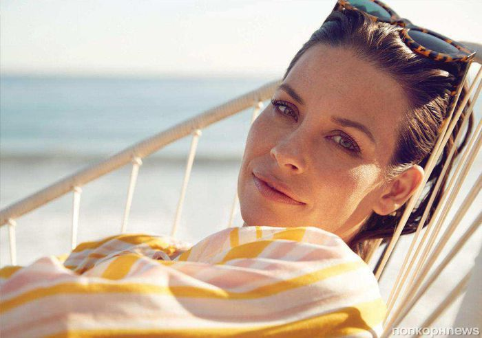 Эванджелин Лилли в фотосессии для июльского Shape