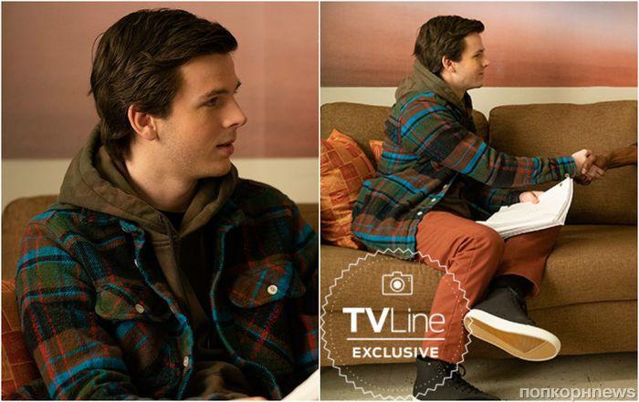 Первые фото: звезда «Ходячих мертвецов» Чендлер Риггз в сериале «Миллион мелочей»