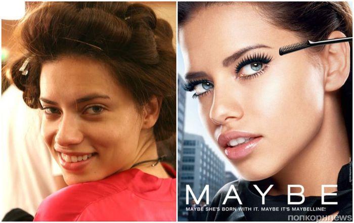 Суровая реальность: как выглядят 38 самых известных супермоделей без макияжа