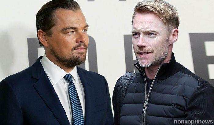 Ронан Китинг пожаловался, что Леонадо ДиКаприо до сих пор не отдал ему долг в сотни тысяч долларов