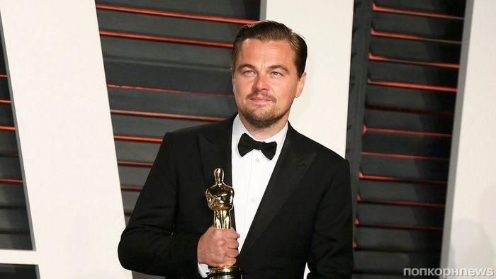 Леонардо ДиКаприо вынужден отдать ФБР подаренную ему статуэтку «Оскара»