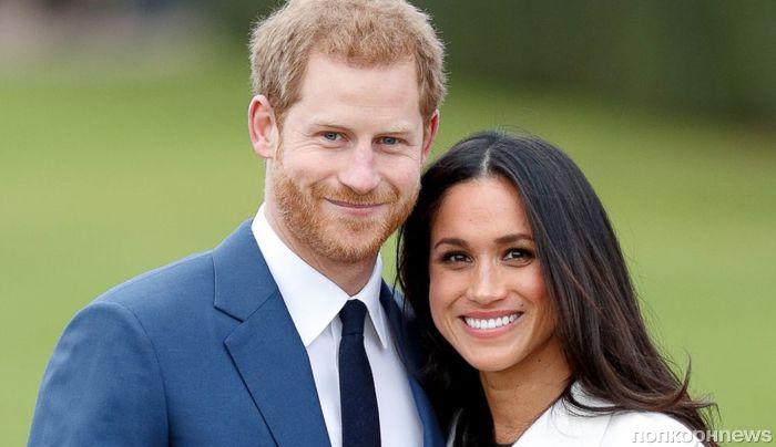 Принц Гарри и Меган Маркл назвали официальную дату свадьбу