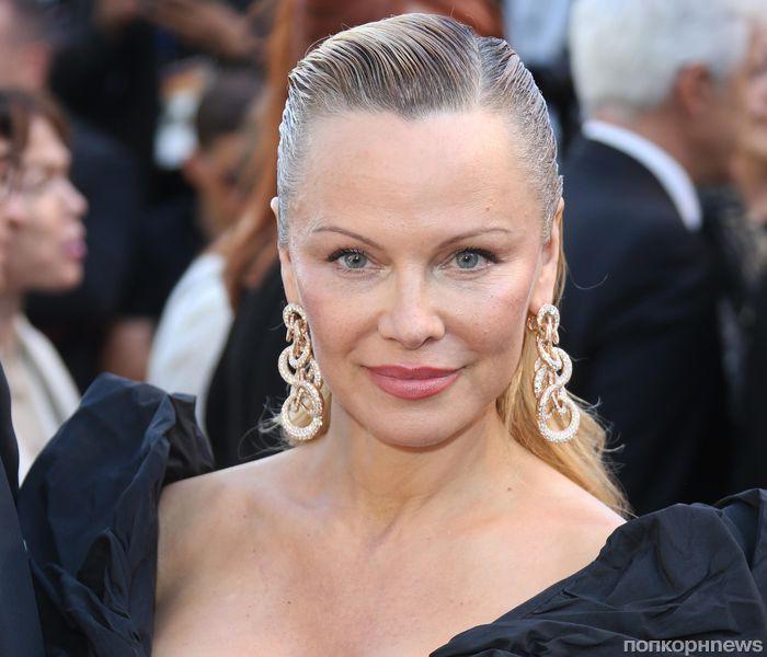 Памела Андерсон удивила Канны серьезными переменами во внешности
