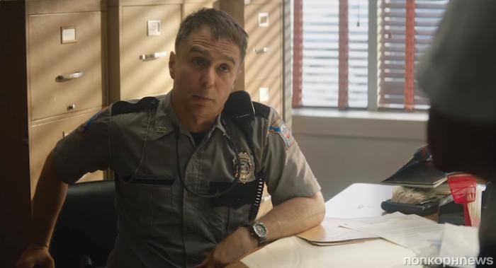 Сэм Рокуэлл получил «Оскар» 2018 как лучший актер второго плана