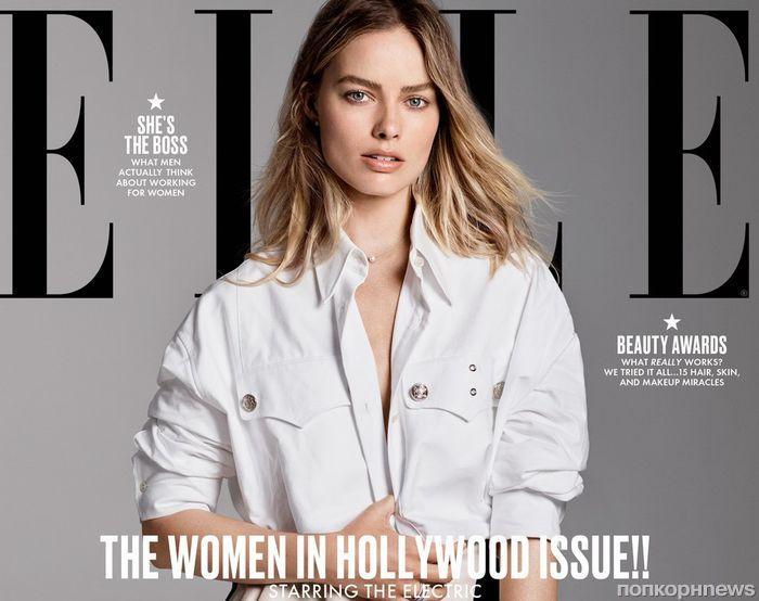 Дженнифер Лоуренс, Марго Робби и другие звезды на обложках спецвыпуска Elle Women in Hollywood