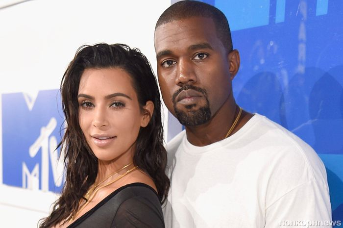 Необычнее некуда: Ким Кардашьян и Канье Уэст объявили имя сына и показали фото
