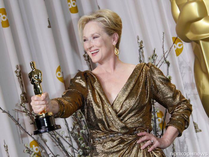Мерил Стрип и другие актеры с самым большим количеством номинаций на «Оскар» в истории