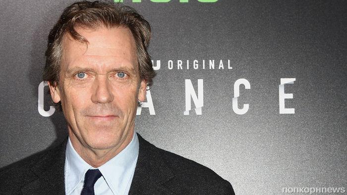 Хью Лори снимется в новом комедийном сериале HBO