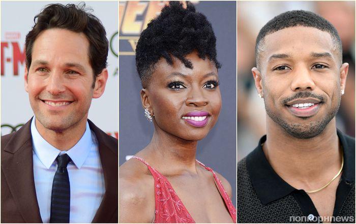 Пол Радд, Данай Гурира и Майкл Б Джордан: еще больше звезд Marvel вручат награды на «Оскаре»
