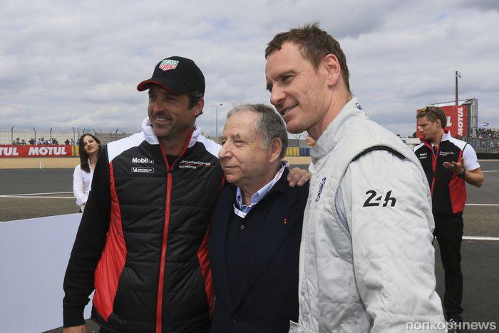 Майкл Фассбендер покинул Голливуд, чтобы стать профессиональным автогонщиком