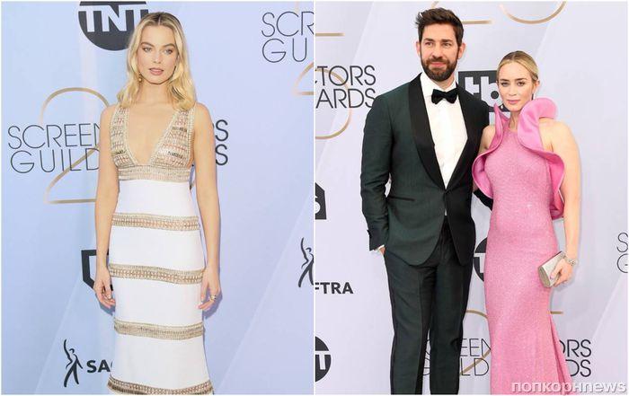 Премия Гильдии актеров SAG Awards 2019: фото звезд на красной дорожке и список победителей