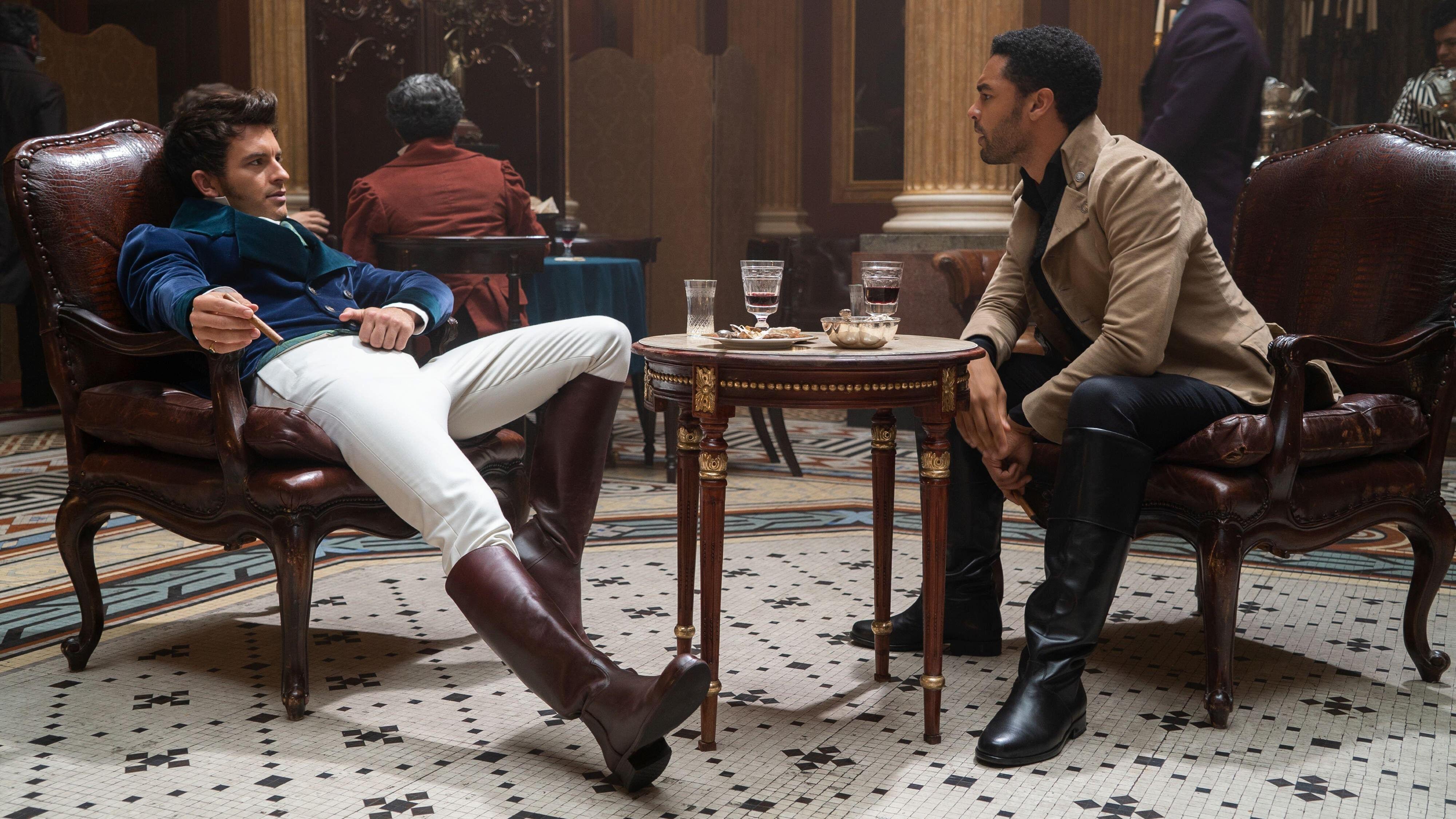 Дафна из «Бриджертонов» рассказала, что будет с герцогом Гастингсом во 2 сезоне сериала