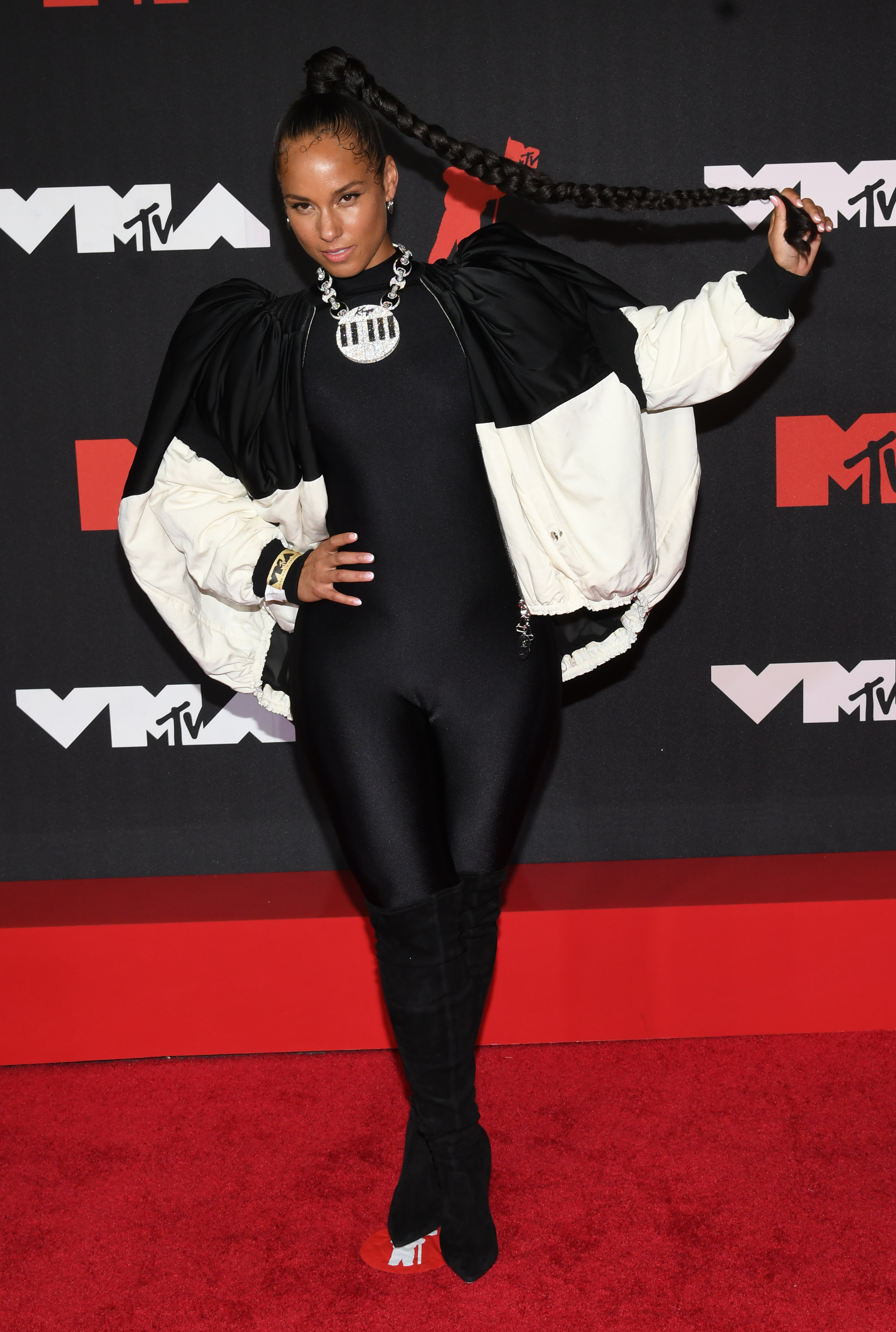 Алисия Киз MTV VMA 2021