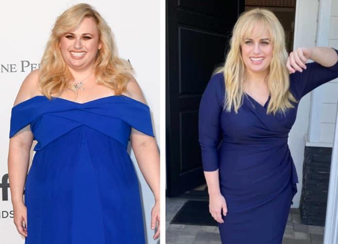 ты изменилась похудела