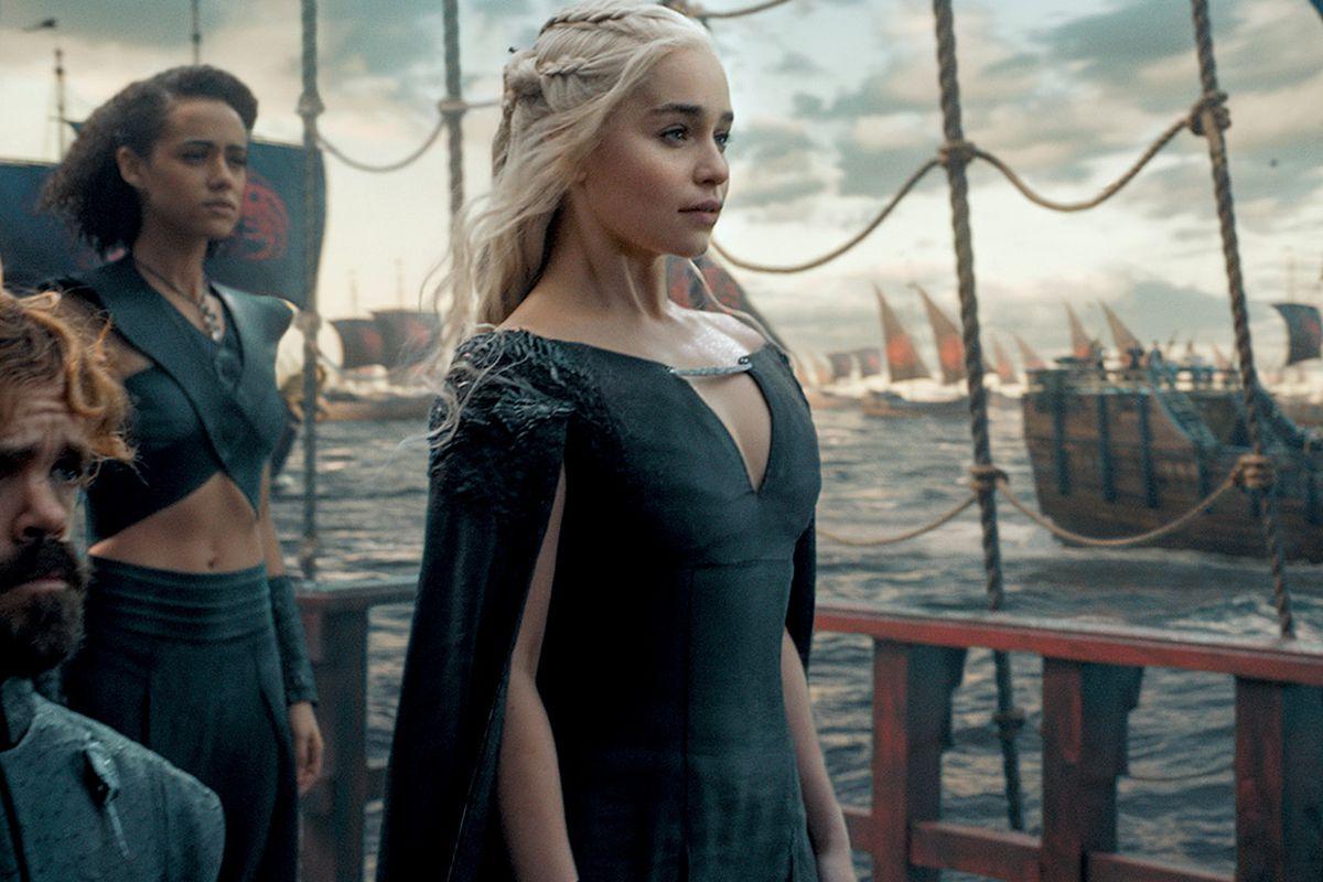 «Игра престолов» лидирует поколичеству номинаций на«Эмми-2019»