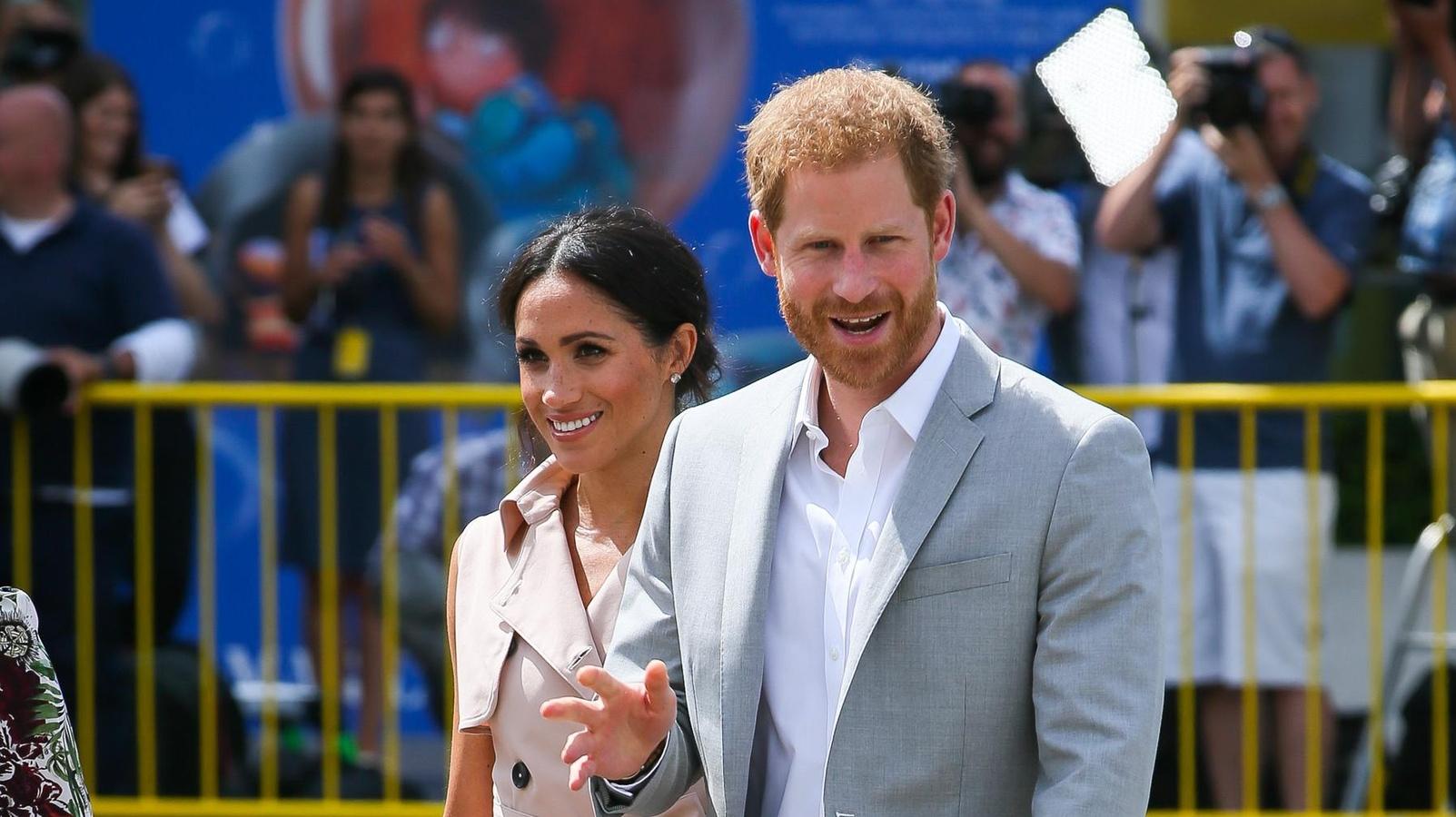Снова скандал в Букингемском дворце