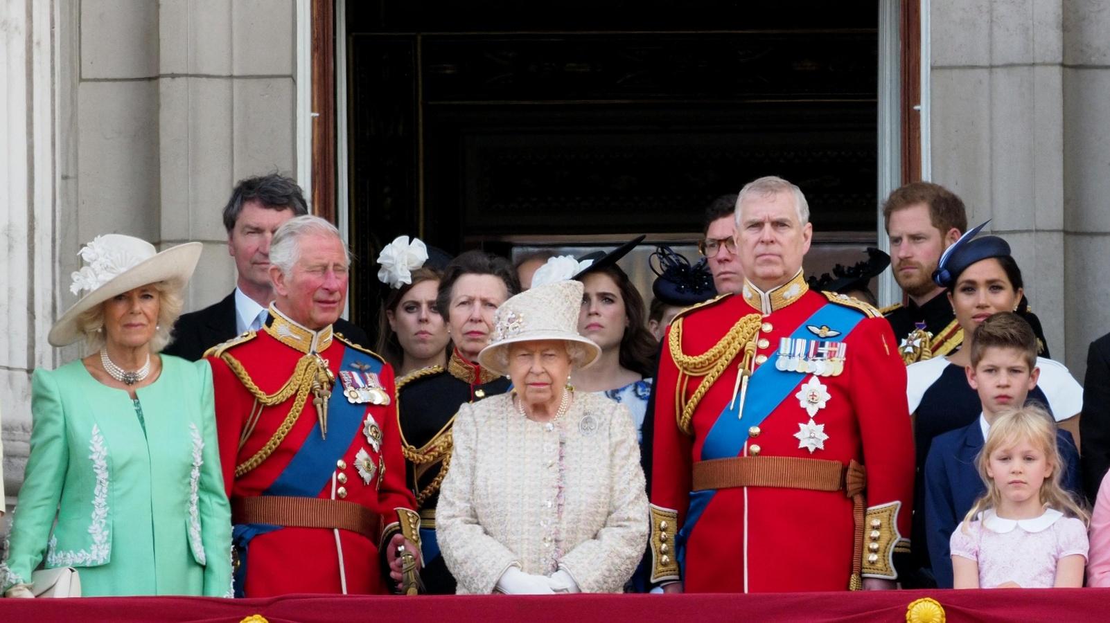 Представители монаршей семьи выразили сожаление