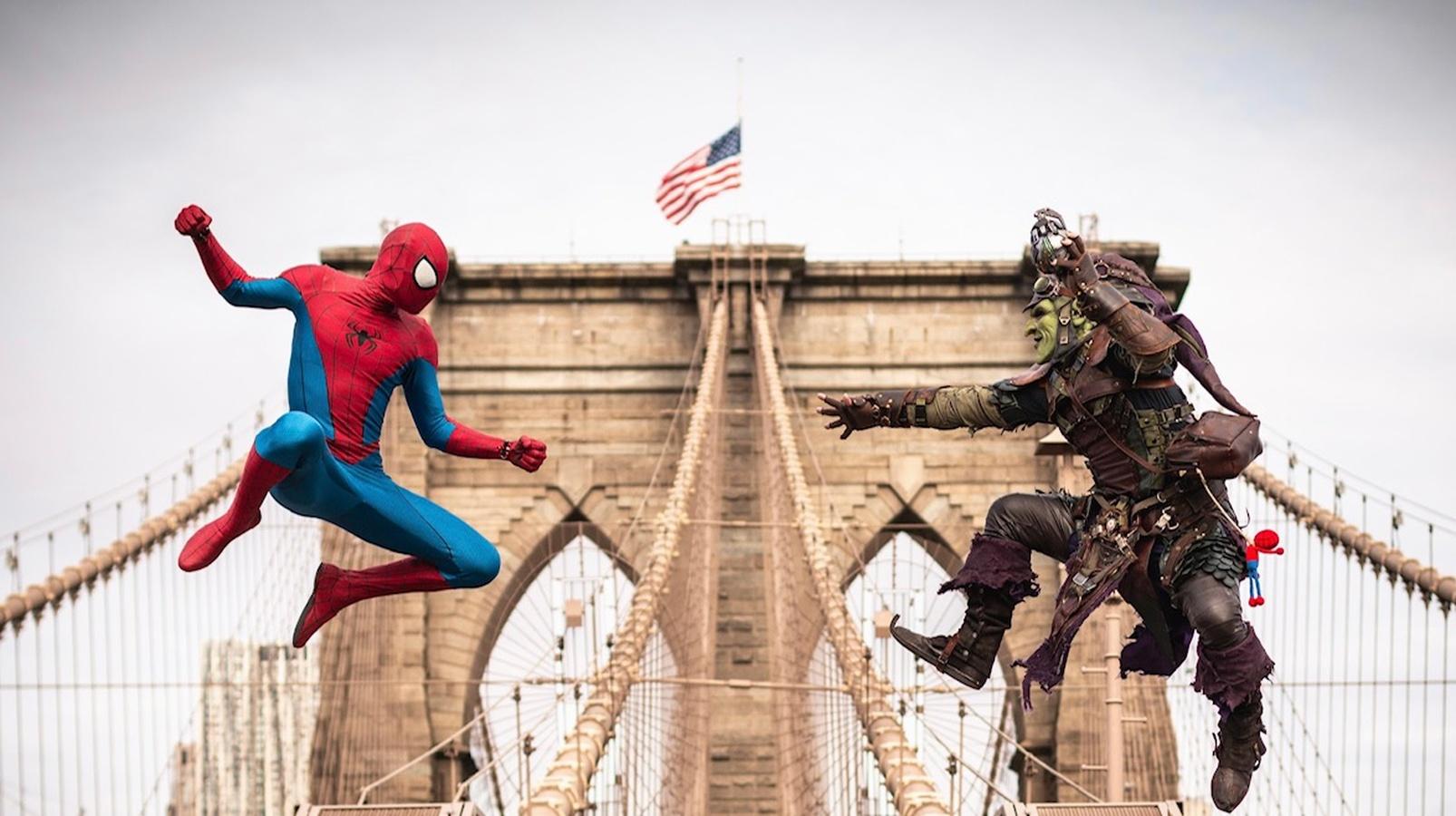 """В новом """"Человеке-пауке"""" будут герои из прошлых фильмов"""