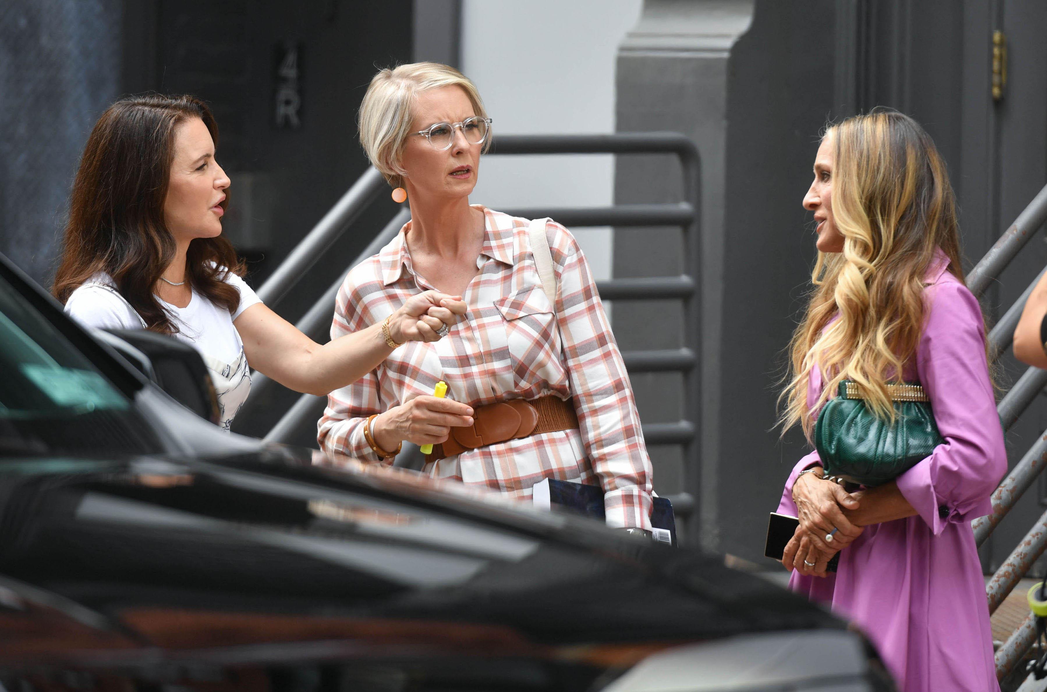 Подогревают интерес?: HBO Max перенес выход продолжения «Секса в большом городе»