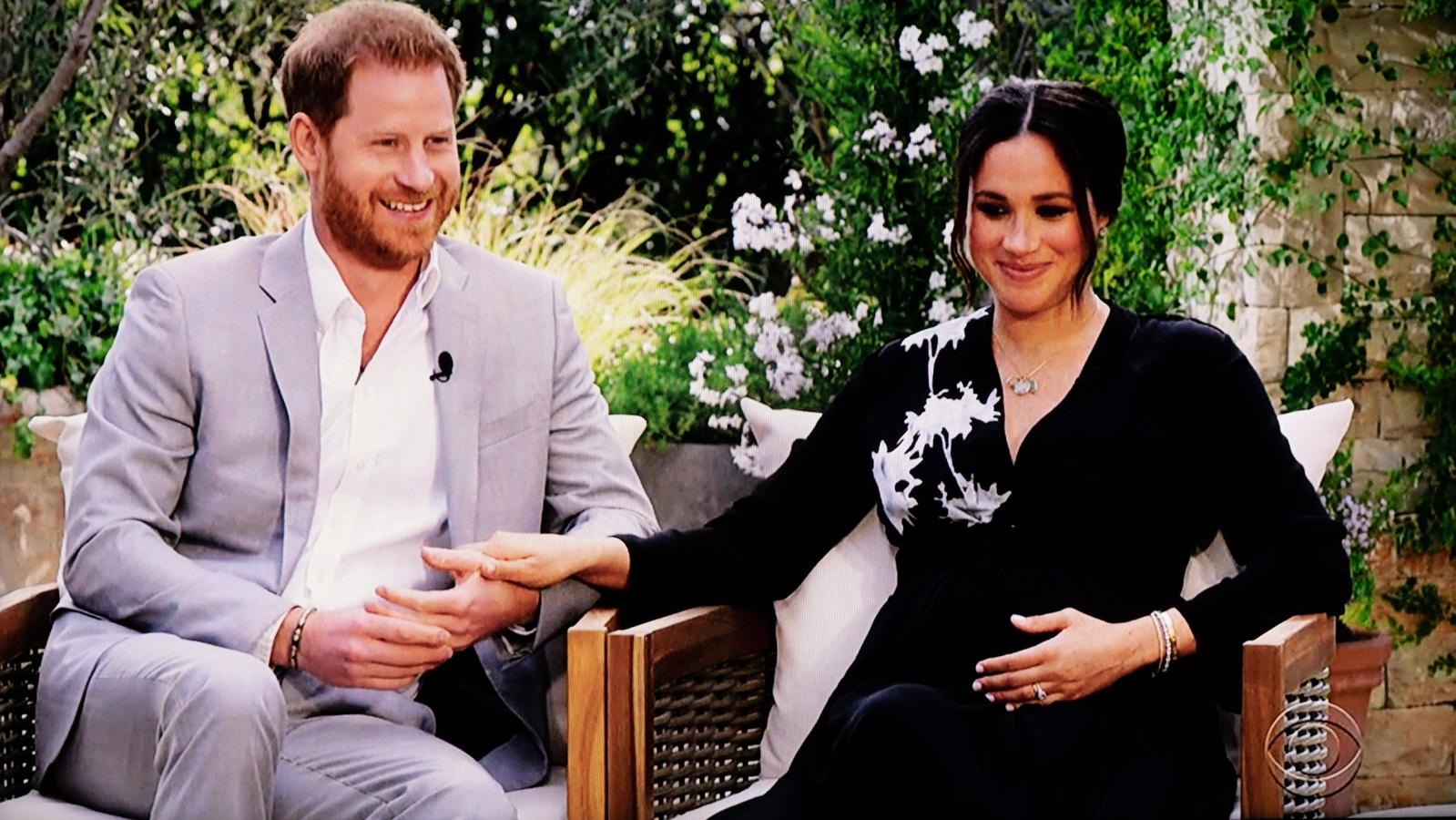 Гарри и Меган заявили о своём желании встретиться с королевой Елизаветой.