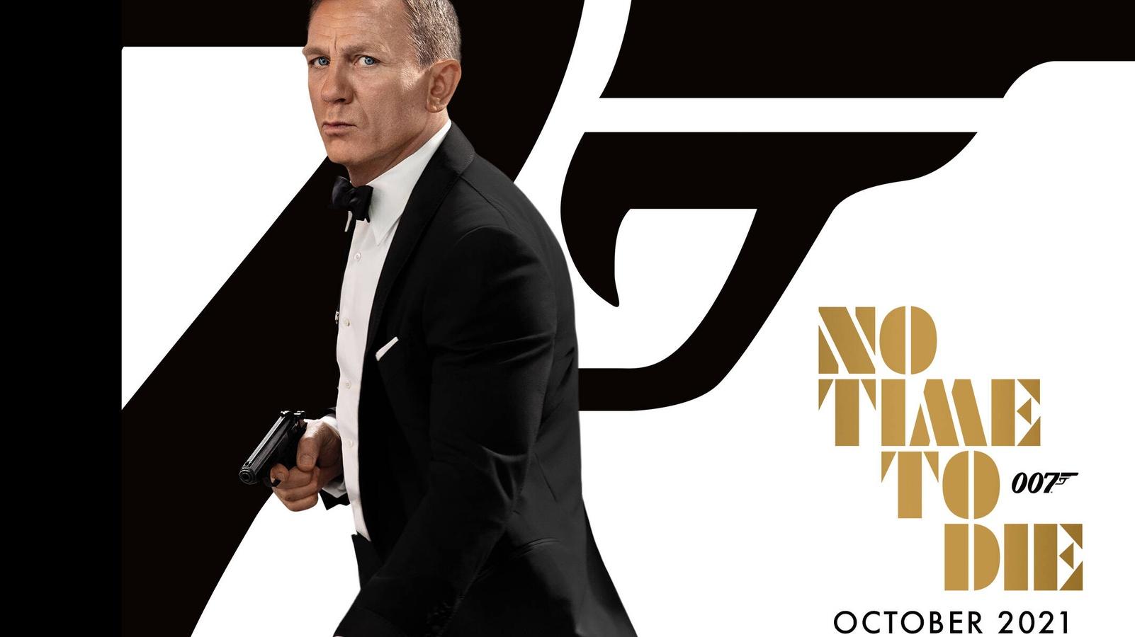 Последний Бонд: Вышел финальный трейлер агента 007