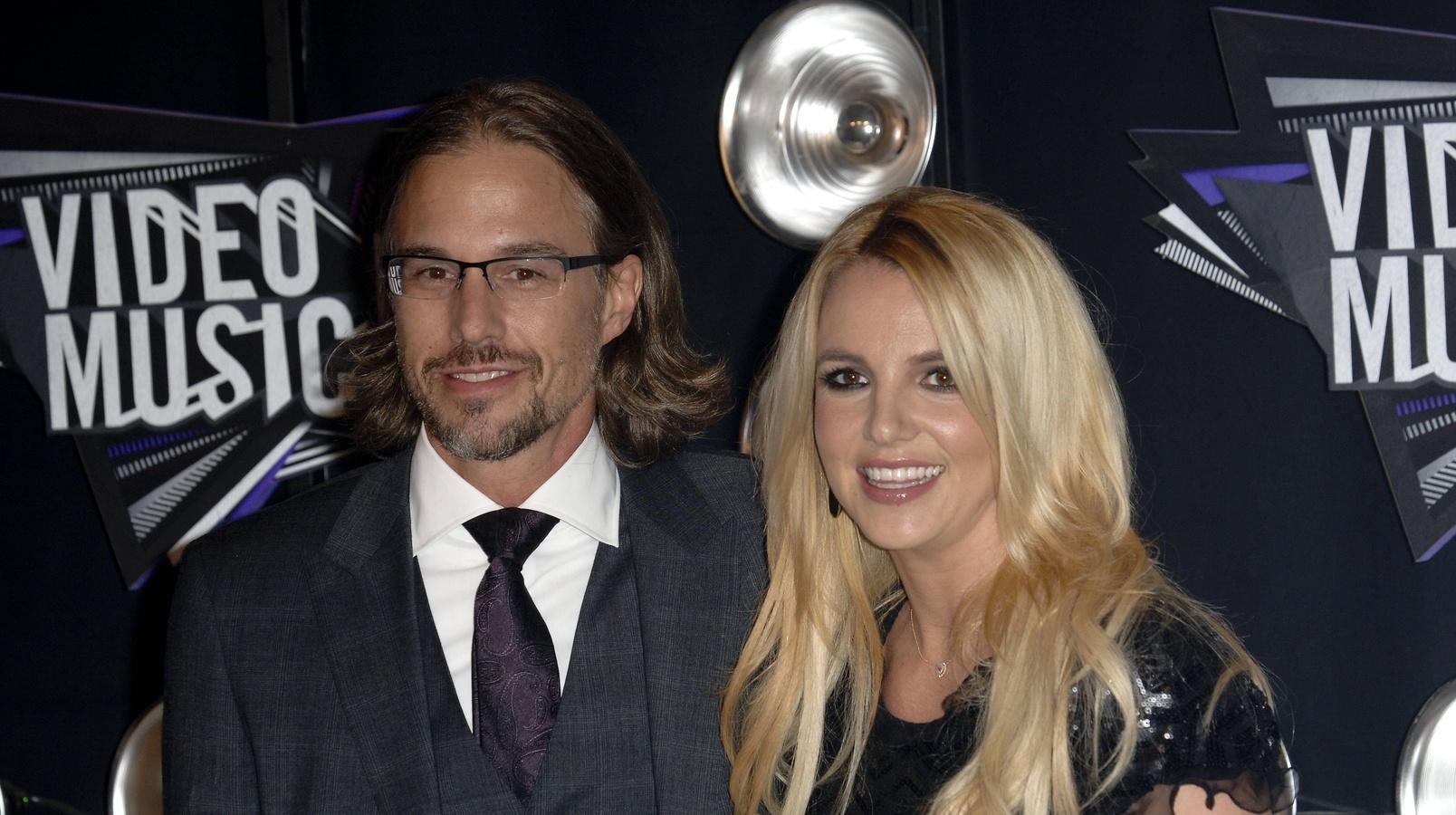 Джейсон Трэвик открестился от брака с Бритни Спирс