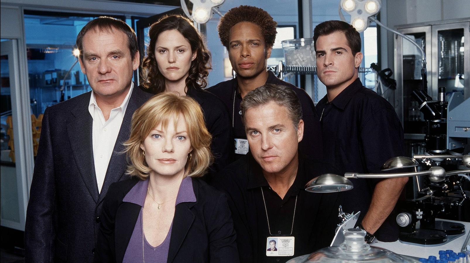 съемки CSI: Vegas