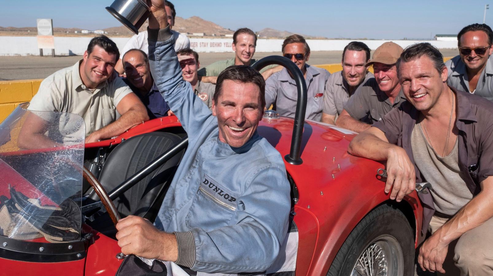 После выхода фильма «Ford против Ferrari» о Кристиане Бэйле почти забыли