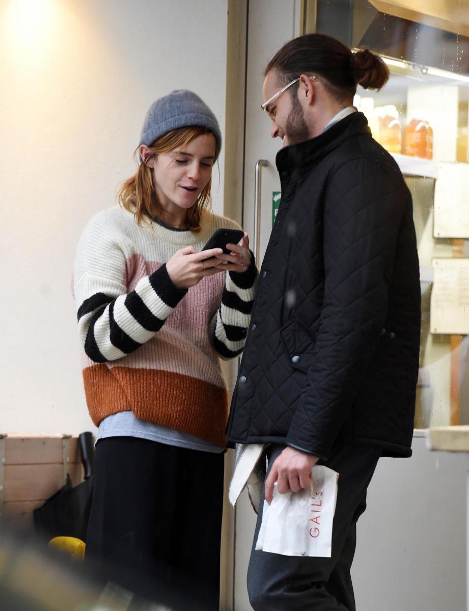 Emma Watson Freund