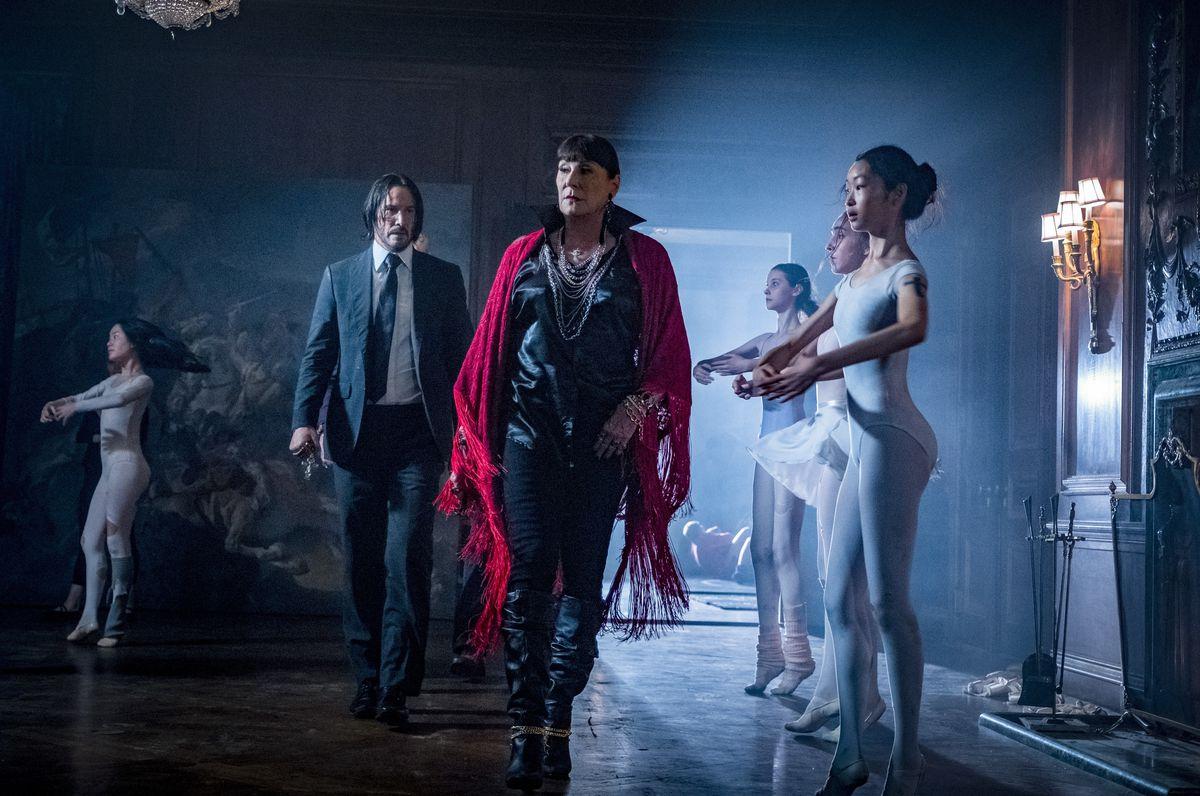 «Балерина», спин-офф «Джона Уика» от кинорежиссера «Другого мира», все-таки увидит свет