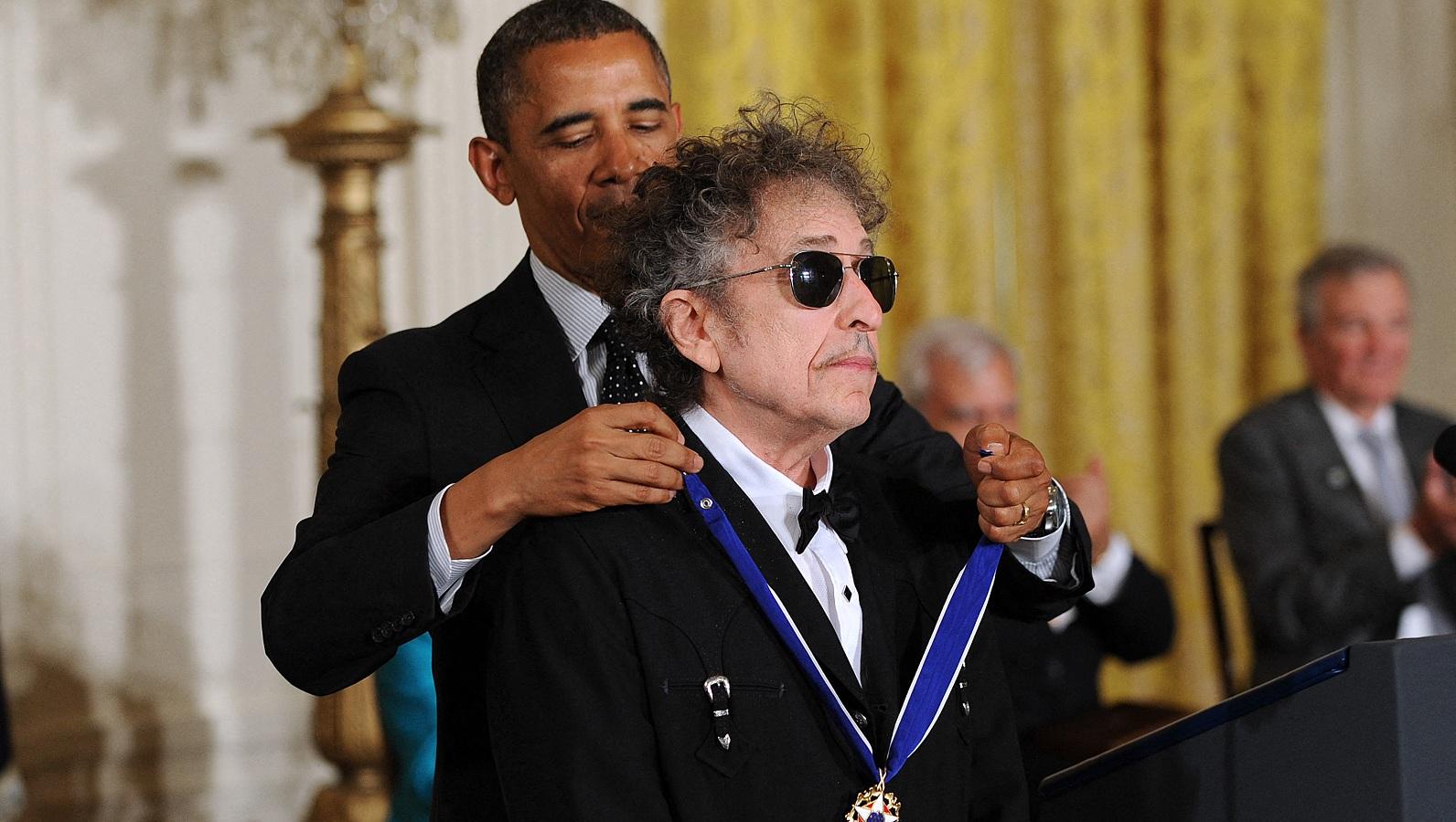 Пулитцеровская премия Боба Дилана