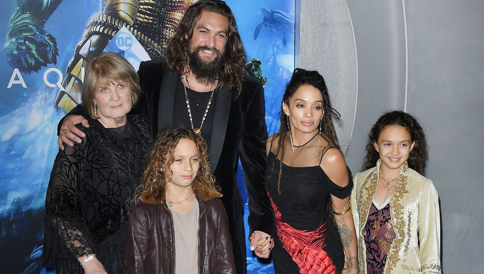 Джейсон Момоа скрывает свои роли от детей