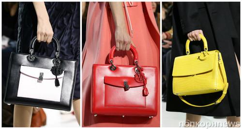 Большие и удобные сумки будут иметь популярность, их сдержанная расцветка  позволит комбинировать сумки с любыми другими яркими принтами и аксессуарами . 82d4071f204