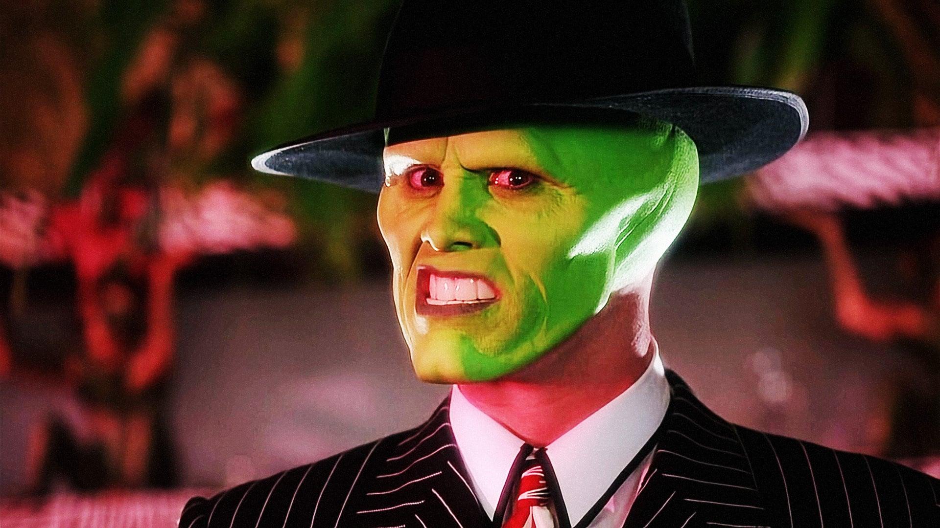 вечнозеленый маска джим керри картинки выступил качестве сценариста